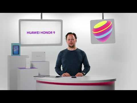 Nya Huawei Honor 9
