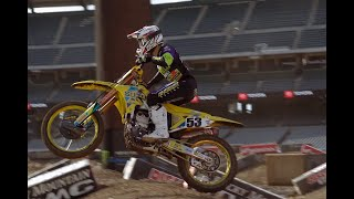 2020 Anaheim Two Supercross | Press Day