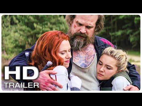 "Movie Trailer : BLACK WIDOW ""You're An Avenger"" Trailer (NEW 2021) Superhero Movie HD"