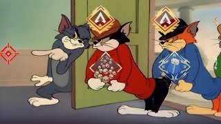 Apex Legends.exe Portrayed by Tom & Jerry