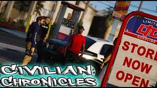 DOJ Civilian Chronicles #196 : Grocery Store IN THE HOOD