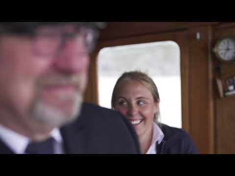 Work as a boat captain at Stromma