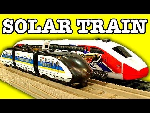 Baixar $10 Solar Bullet Train HO Power Trains Problems & Sad Thomas Tank Toy Story