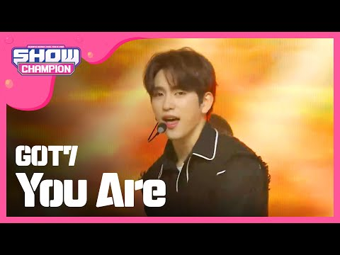 Show Champion EP.249 GOT7 - You Are [갓세븐 - You Are]
