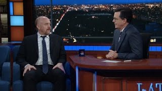 Louis C.K. Calls Trump A 'Gross Crook Dirty Rotten Lying Sack Of'...