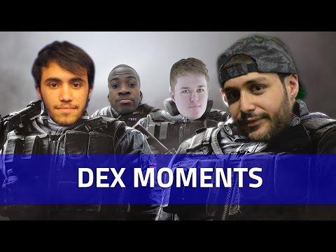 Momentos Engraçados da Santos Dex!