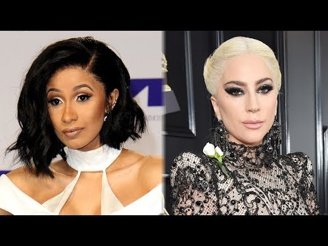 Cardi B COVERS Lady Gaga 'Applause' & Gaga Fangirls Over Her