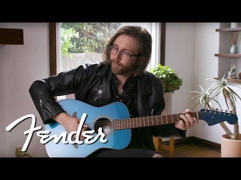 California Series Classic Guitars with Aaron Lee Tasjan | Fender