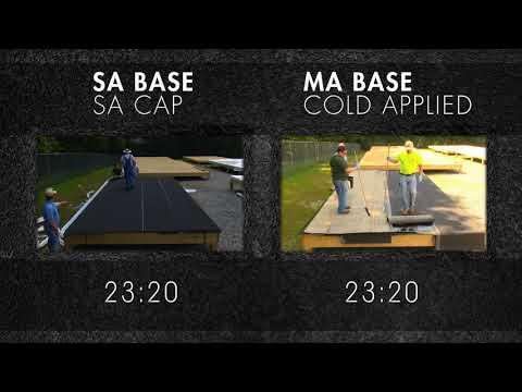 SA Base SA Cap vs MA Base Cold Applied HD