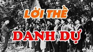 Mười Lời Thề Danh Dự Vô Cùng Thiêng Liêng Của Đội Việt Nam Tuyên Truyền Giải Phóng Quân
