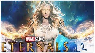 ETERNALS Teaser (2021) With Angelina Jolie &  Millie Bobby Brown