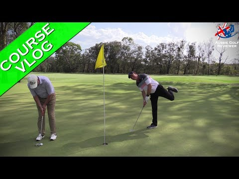 REDCLIFFE GOLF CLUB COURSE VLOG with GRAHAM ARNOTT PART 5