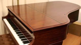 Steinway Model L Grand Piano - Rebuilt Steinway 2013 for Sale