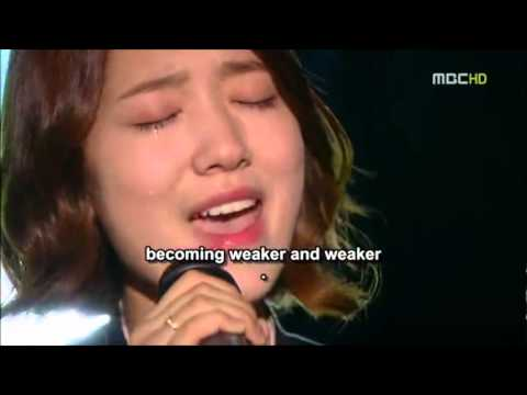 I will forget by Park Shin Hye ( Heartstring OST)