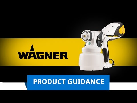 00 wagner paintready sprayer 0 00 wagner wallperfect flexio w565. Black Bedroom Furniture Sets. Home Design Ideas