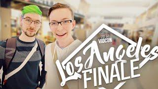 MEETING JACKSEPTICEYE! - Vidcon (Last Day)
