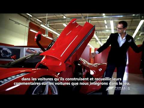 Forza Motorsport 5 et Ferrari - YouTube