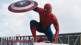 Captain America: Civil War Airport Battle (Part 1)