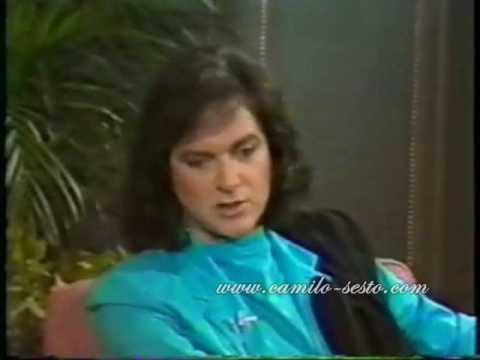 Camilo Sesto entrevista 1986 parte 1