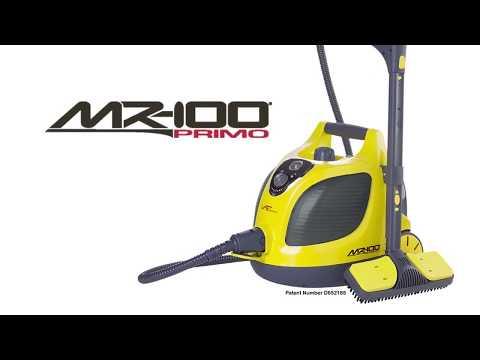 Vapamore Primo Steam Cleaner - 50 PSI, 1/2 Gallon, Model# MR-100