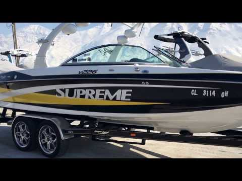 2012 Supreme V226 Walkthrough at BoardCo