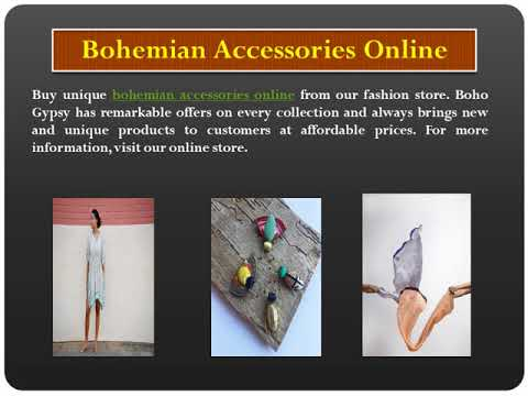 Get Bohemian Products Online || Boho Gypsy