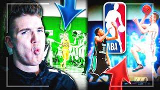 Reacting To My Highschool Highlights (I Was A Demi-God) - NBA 2K20