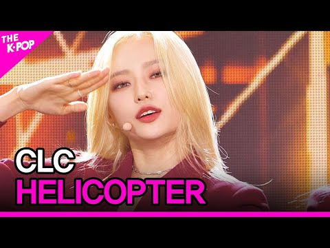CLC, HELICOPTER [THE SHOW 200908]