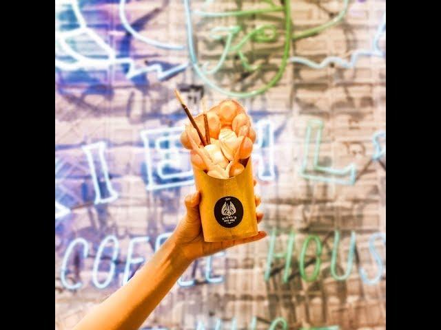 【有片】打卡熱點 KIEHL'S COFFEE HOUSE 一周年生日慶有夠狂,甜點套餐、周邊商品和快閃咖啡店,一個也不想漏!