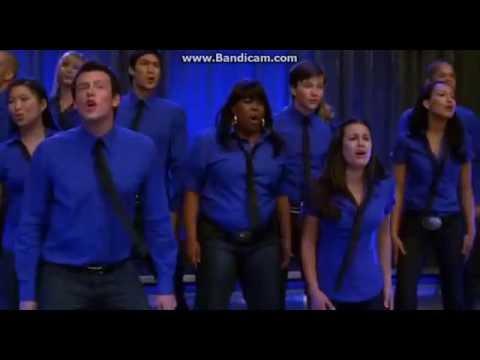 Glee - Somebody To Love Full Performance