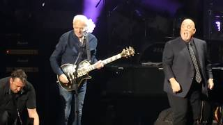 """Show Me the Way"" Billy Joel & Peter Frampton@Madison Square Garden New York 5/9/19"