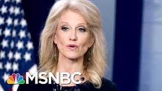 President Donald Trump Escalates Feud With Top Advisor's 'Husband From Hell' | Deadline | MSNBC