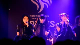 2018.12.15 THERE THERE THERES 【NYLON FLAMINGO】【アルバムツアー大阪】@大阪MUSE