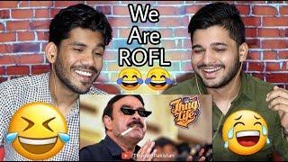 Indian Reaction On 3 Shades Of Shaikh Rasheed - Thug Life   M Bros Reactions