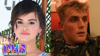 Selena Gomez BREAKS DOWN - Jake Paul RESPONDS To Fans' SYMPATHY (Weekly DHR)