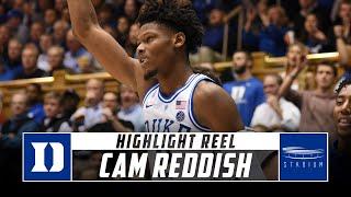 Cam Reddish Duke Basketball Highlights - 2018-19 Season   Stadium