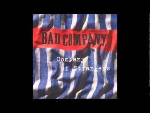 BAD COMPANY - Company Of Strangers