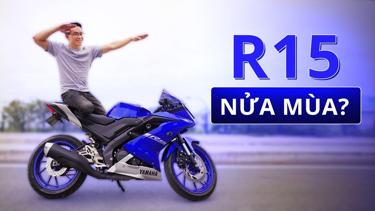 Yamaha R15 có phải là xe dành cho dân chơi nửa mùa?