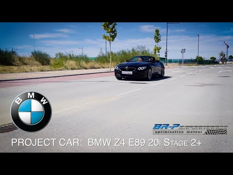 BMW Z4 E89 20i Stage 2+ By BR-Performance