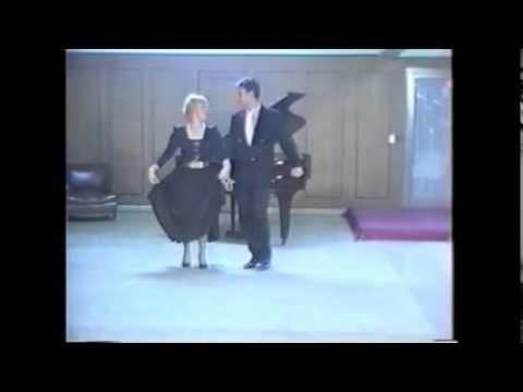 Para ti santiagueña Danza