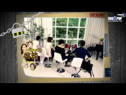 [Vietsub] The Ultimate Group with f(x) [T-ExpressTeam 360kpop]