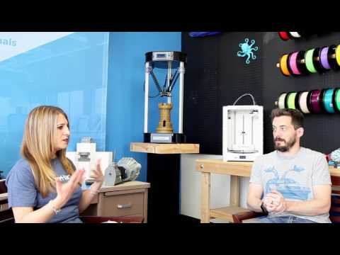 "MatterHackers Interviews Bob from ""I Like To Make Stuff"" // 3D Printing Interview"