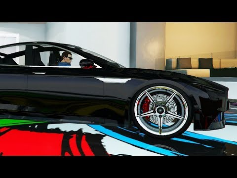 TESLA MODEL S IN GTA ONLINE! - Grand Theft Auto 5 Multiplayer - Part 559
