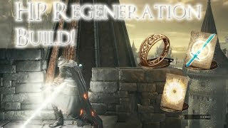 DARK SOULS III - PVP: The HP Regeneration Build!