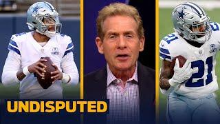 Dak Prescott is back! My Dallas Cowboys will win the NFC East — Skip | NFL | UNDISPUTED