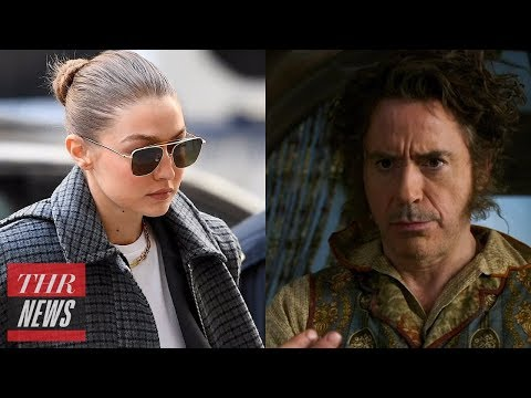 Gigi Hadid Dismissed as Juror in Weinstein Trial, 'Dolittle' Reviews Are In & More | THR News