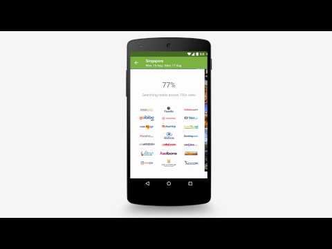 Wego's Android App