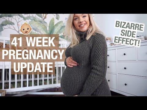 41 WEEK PREGNANCY UPDATE: Overdue!!