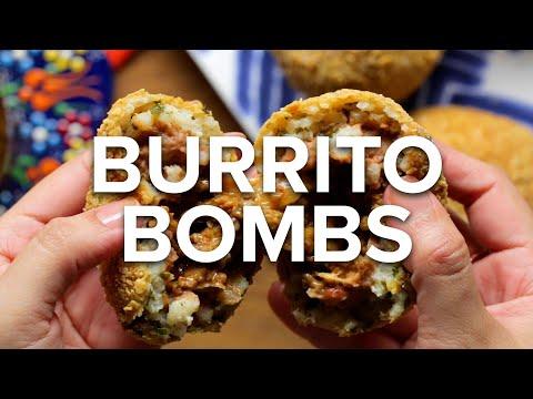 Burrito Bombs ? Tasty Recipes