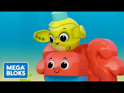 Unfall unter Wasser - Mega Bloks | Fisher-Price Deutsch | Kinderlieder | Cartoons für Kinder